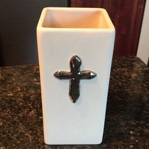 Christian vase
